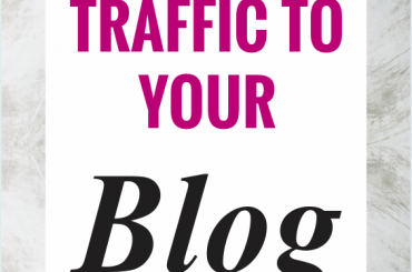 7 Ways to Drive Massive Traffic to your Blog