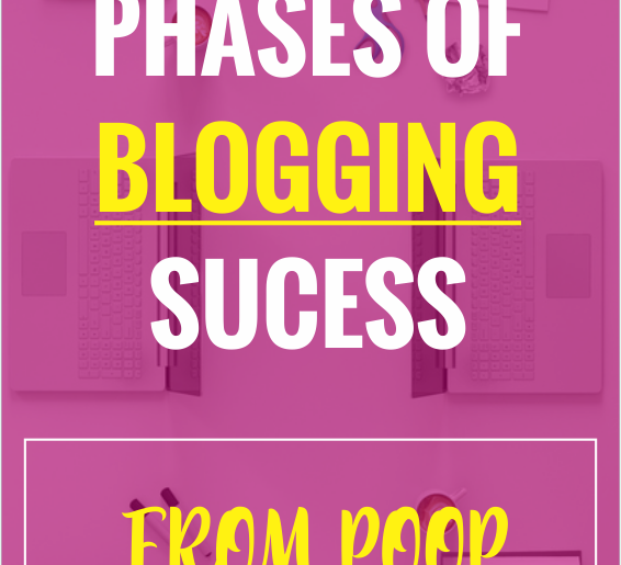 The 4 Phases of Blogging Success